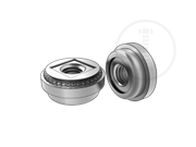 Floating lock clinching nut-400 Series stainless