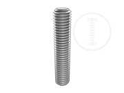 Threaded pins-type A