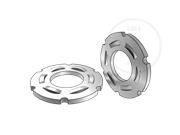 Grade 55 high Strength direct pressure indicator plain washers style 2-table 5