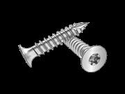 Type 17T 6-Lobe trumpet head screws-Table 1.3