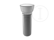 20°Clipped head plow bolts-Table 5
