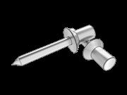 120 deg countersunk head style break mandrel closed end blind rivets-Table 3