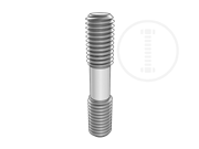 Type B double end studs