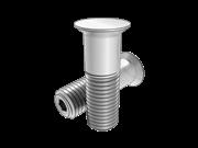 100 deg countersunk head lock bolt(ds f9)