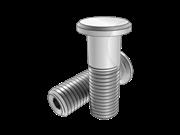Flat head lock bolt(ds f9)
