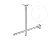 140 degree countersunk nail-Table 11e